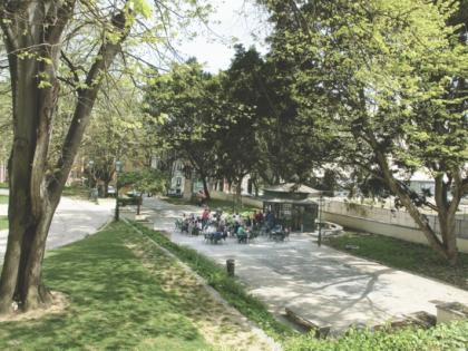 Jardim das Francesinhas