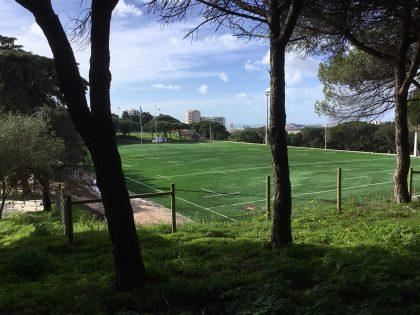 Inauguração do Belém Rugby Park no próximo dia 10 de Março de 2018